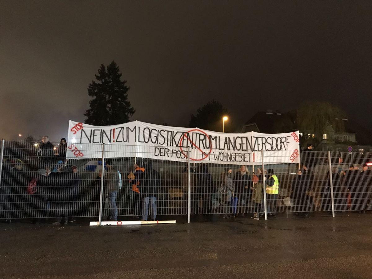 Machtpolitik nach Art der ÖVP NÖ - am Beispiel des geplanten Logistikzentrums bei Korneuburg